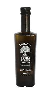 Ophellia Virgin Organic Olive Oil 500ml