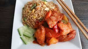 Fish Fillet Sweet And Sour 250g