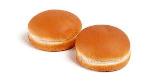 Burger Buns Plain 1pc
