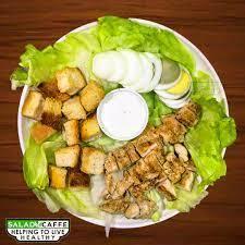 KAF Chicken Caesar Salad 300g