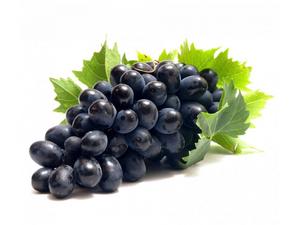 Grapes Black Chile 500g