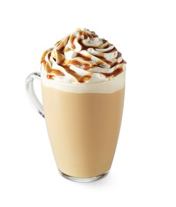 Starbucks Vanilla Latte 12oz