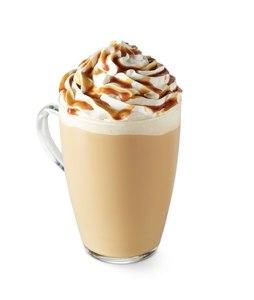 Starbucks Vanilla Latte 16oz