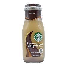 Starbucks Mocha Frappuccino 16oz