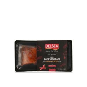 Delsea Norwegian Salmon Spicy Cajun 200g