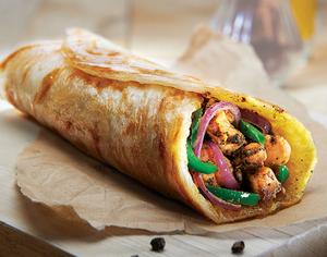 ASB Chicken Roll Sandwich 120g