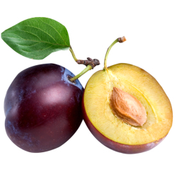 Plums Red Tunisia 1kg