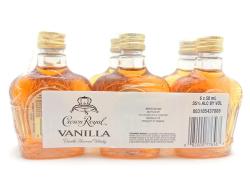Mini Crown Vanilla 6pc