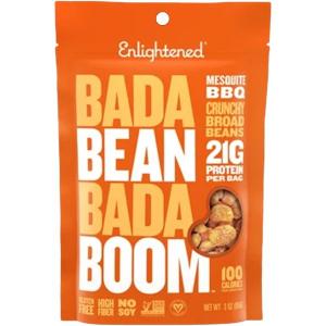 Enlightened Mesquite Barbeque Broad Beans 85g