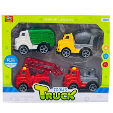 Toon Toys Toon Friction Truck 1pc