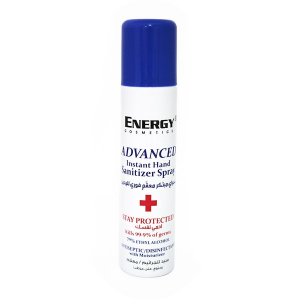 Energy Instant Hand Sanitizer Spray 75ml