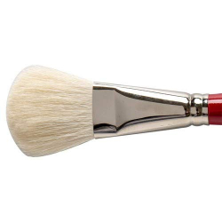 Silver Bell Iron Brush 1pc