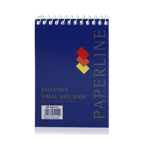 Paperline Executive Spiral Notebook 1pc