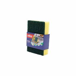 Vitra Sponge With Scotch 1pc