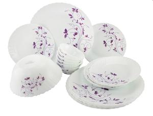 La Opala Dazzle Purple Dessert Plate19cm 1pc