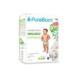 Pure Born Diaper 5 Size 11-18kg 44pcs
