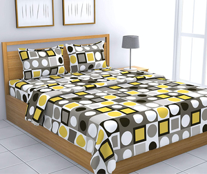 Mohd Yousuf Bedsheets Double 1pc