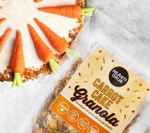 Carrot Cake Granola 200g