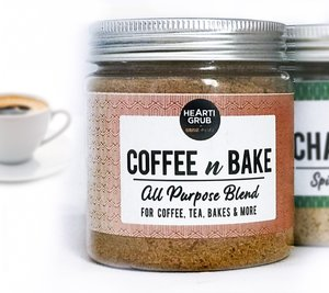 Coffee And Bake Spice 100g
