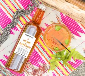 Saffron Syrup/Iiksir Al Zaffran 390ml