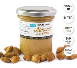 Vegan Almond Butter 160g