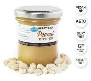 Vegan Peanut Butter Crunchy 160g