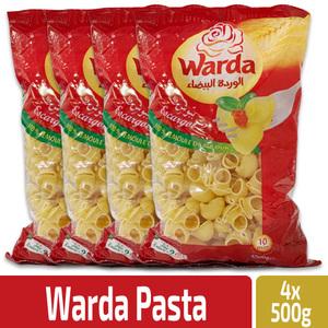 Warda Pasta Assorted 4x400g