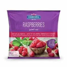 Emborg Raspberries 300g