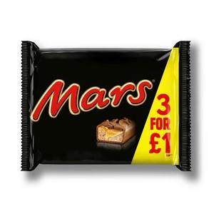 Mars Snacksize Chocolate Bar 118.2g