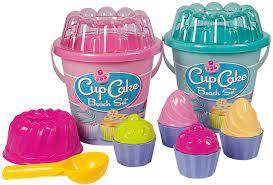 Androni Beach Set Baby Cup Cake 1pc