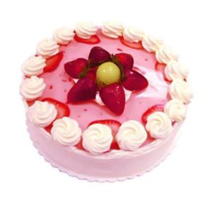 Strawberry Cake Large 1kg