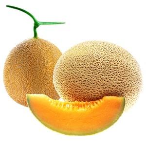Sweet Melon Round Jordan 500g