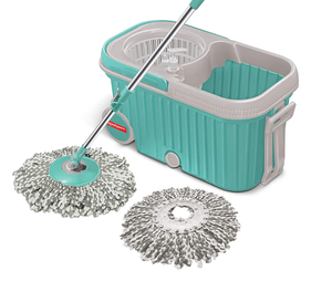 Milton Wheel Spin Mop With Free Refill 1pc