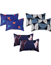 Melisa Pillow Case Cover Printed 50x70cm 2s