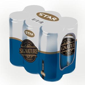 Star Signature Club Soda 6x300ml