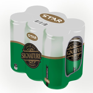 Star Signature Ginger Ale 6x300ml