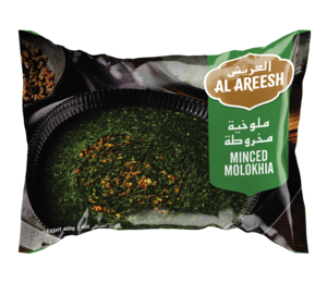 Al Areesh Minced Molokhia 400g