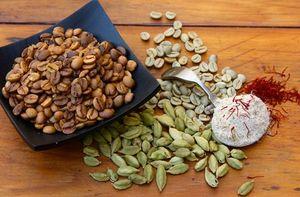 Al Douri Turkish Coffee With Cardamom 10+1+1kg