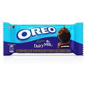 Oreo Cookies Chocolate Coated 34g