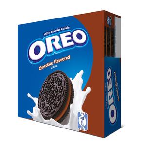 Oreo Chocolate Flavored Cream Cookies 16x38g