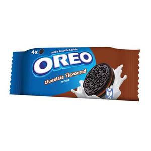 Oreo Chocolate Flavored Cream Cookies 38g
