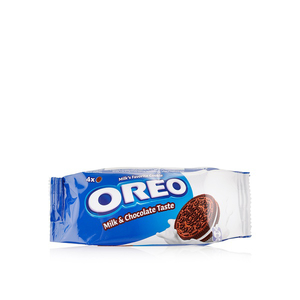 Oreo Milk And Chocolate Cookies 38g