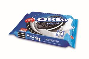 Oreo Original Cookies Tray Pack 370g