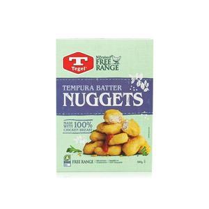 Tegel Frozen Tempura Batter Chicken Nuggets New Zealand 380g