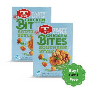 Tegel Southern Style Chicken Bites New Zealand 450g + 450g