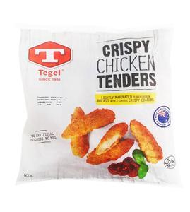 Tegel Crispy Chicken Tenders New Zealand 600g
