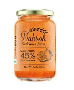 Dabroh Orange Jam 340g