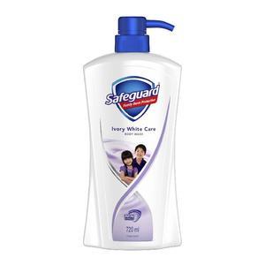 Safeguard Ivory White Care Bodywash 720ml