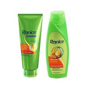 Rejoice Rich Soft & Smooth Shampoo + Conditioner 2x160ml