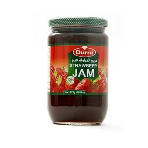 Durra Strawberry Jam 2x430g